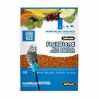 Zupreem Fruitblend Natural Fruit Flavors Daily Bird Food Parakeets Small Parrots