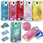 Dynamic Liquid Glitter Star Quicksand Case Cover For Samsung Galaxy S4 5 6 Note3