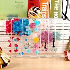 Real Fresh Pressed Flower Floral Romance Bumper Case Cover For iPhone 5 5s 6 4.7