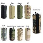 Tactical Molle Water Bottle Pouch Strap Bottle Carrier Bag for Hunting Hiking