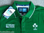 S M L XL XXL 3XL 4XL 5XL IRELAND RUGBY POLO RWC 2015 SHIRT by CANTERBURY NZ