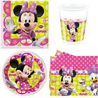 Disney Minnie Mouse Bow-Tique - Birthday Party Supplies All Listed Here