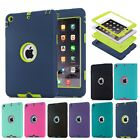 Shockproof Rubber Hard Case Cover For Apple iPad Air Mini 1/2/3/4 US Location