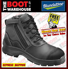 Blundstone Men's Work Boots. 319. Zip-sider. Steel Cap Safety. FREE GIFT OPTION