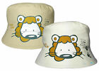 Baby Toddler 'Little Lion' Design Sun Bush Hat Boys Girls Summer Cotton Cap New