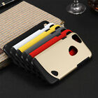 2in1 Layer TPU+PC Hard Back Case Shockproof Armor Cover For iPhone 6 SE 6S PLUS