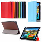 Ultra Slim Smart Leather Folio Book Case Cover Skin Stand for ASUS Zenpad Tablet