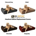 Replacement Cover for Big Barker Dog Beds (All Sizes & Colors)