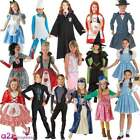 GIRLS STORY WORLD BOOK DAY WEEK CHARACTER FANCY DRESS COSTUME OUTFIT