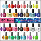 NEW GDI Nails SHELLAC DIAMOND GLITTERS RANGE Soak-off Gel Nail Polish ✔UK SELLER