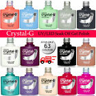 CRYSTAL-G LONDON NEW & EXCLUSIVE 2017 RANGE GEL NAIL POLISH ✔FAST UK SELLER