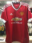 Adidas Manchester United 15/16 Home Jersey