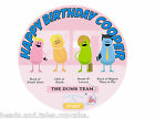 Dumb Ways To Die Computer Game Birthday Party Cake Decoration Icing Sheet
