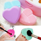 Silicone Egg Cleaning Glove Makeup Washing Brush Scrubber Cosmetic Brush Tool