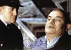 RONNIE BARKER AND BRIAN WILDE 01 (PORRIDGE) CAST SIGNED PHOTO PRINT 01