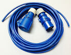 15M 16A Electric Hook Up Cable Kit 1.5mm Motorhome Caravan Camping Boat Arctic