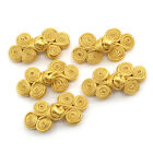Chinese Handmade Knot Bottons Fasteners for DIY Cheongsam Clothes Tang Suit 5pcs
