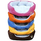 Cat Puppy Warm Soft Fleece Bed House Basket Nest Mat Waterproof New