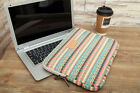 "Notebook Computer Sleeve Canvas Laptop Cover Case Bag For 10"" ~ 15"" Samsung Dell"