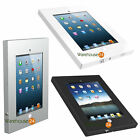iPad 2/3/4/Air/Air2 Lockable Security Case Wall Secure Mounts Anti-Theft