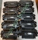 10 Virgin Genuine Empty HP 98A Laser Toner Cartridges FREE SHIPPING 92298A