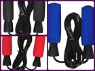 Skipping Speed Rope Jumping Weighted Fitness Gym Exercise Workout Jump