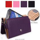 Simple Protective Wallet Case Clutch Cover for Smart-Phones ESXLWL-15