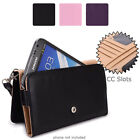 Slim Simple Protective Wallet Case Clutch Cover for Smart-Phones ESXXWL-3