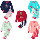 Gymboree Girl Long Gymmies- 3 4 5 6 7 8 NWT PJs Pajamas Sleepwear Retail Store