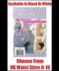 Brazilian Secrets Brasilian Buttock Bum Enhancing Padded Envy Pants Knickers