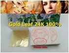 3.5x3.5 cm 24k 100% Pure Gold Leaf Art Facial Mask Anti-Aging Spa Real Gold
