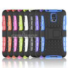 Armor Heavy Hybrid Duty Stand Case for Samsung Galaxy S5,G900M G900A G900T G900V