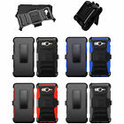 3-Ly Holster Stand Cover Case SAMSUNG SM G550 G550T S550 G550FY G5500 Galaxy On5
