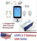 FDA cleared 16 Modes TENS unit Electro Massage Therapy Device Pulse Impulse Mass