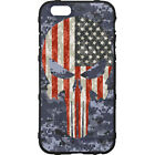 Magpul Field Case for the iPhone 6,6s,7,7+. Navy Digi Camo USA Punisher