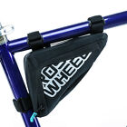 Roswheel Cycling Bicycle Bike Triangle Frame Bag Top Tube Front Saddle Pannier