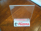 HAMMS BEER BEAR,  TABLE TENT MENU HOLDER. MINT RARE