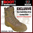 Redback  - NEW AUSTRALIAN ARMY COMBAT BOOT  -  Exclusive Offer  -  Size 9 Only!