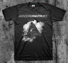 MURDER CONSTRUCT 'Results' T shirt (Phobia Intronaut Cattle Decapitation Nausea)