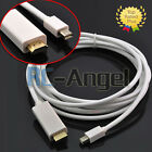 Mini Displayport Thunderbolt To HDMI Adapter Cable For MacBook Pro Air, Surface