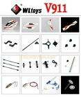 RC Wltoys V911 Single Propeller 2.4GHz 4CH Helicopter Accessories Spare Parts