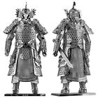 3D Puzzle Metal Steel DIY Model China Han General Warrior's Armor Children Gift
