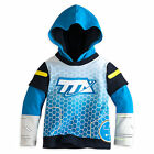 Disney Store Miles from Tomorrowland Boys Hoodie Shirt Toddler Size 2 3 4 NEW