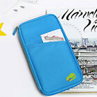 Multifunctional Travel Credit Card Ticket Passport Holder Wallet Bag Organizer