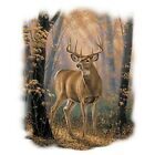 Autumn Deer In The Forest T Shirt & Tank Tops All Sizes (9036)
