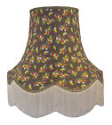 Grey Floral Lampshades Ceiling Lights Wall Lights Table Lamps & Floor Lampshades
