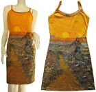 Van Gogh SEMINATORE COL SOLE Fine Art Print Dress Misses S M L XL New by P&N