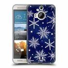 HEAD CASE DESIGNS WINTER PRINTS SOFT GEL CASE FOR HTC PHONES 2