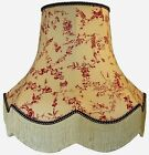 Red Floral Lampshades, Ceiling Lights Wall Lights Table Lamps & Floor Lampshades
