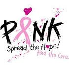 Pink Spread The Hope T-Shirt All Sizes & Colors New